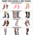 DL-II-1537 hot teen girls socks erotic sock for women sexy silk socks