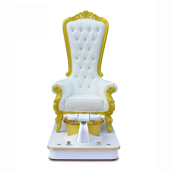 Beauty personal care nail equipment  queen foot spa chair