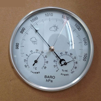 3 In 1 Weather Station Barometer