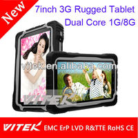 Hot Sale 7'' 3G cortex a8 android tablet 1024x600