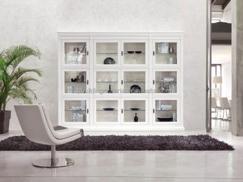 Custom design acrylic bookcase