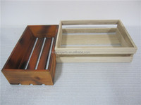 nature solid fruit and vegetable craft wooden crate