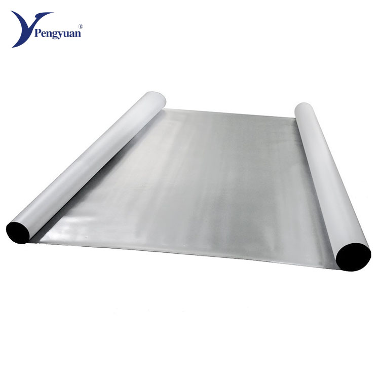 Metallisierte polyethylen pet film