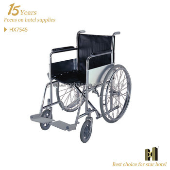 Manual Crippled Vehicle Disabled Wheelchair