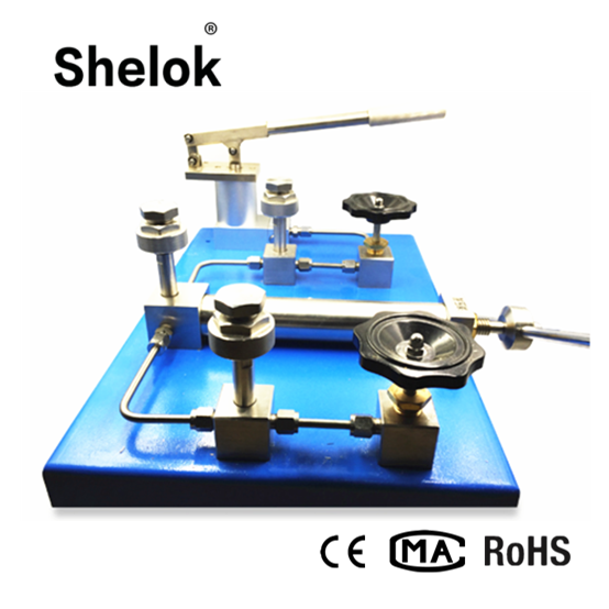 new testing equipment gauge calibrator