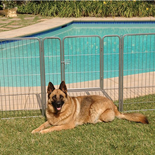 Stocked and competitive price for sale dog pens outdoor for large dog pens for outside