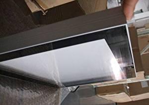 Gowe Led Magnet light box Single side A1 size, slim Led advertising light box