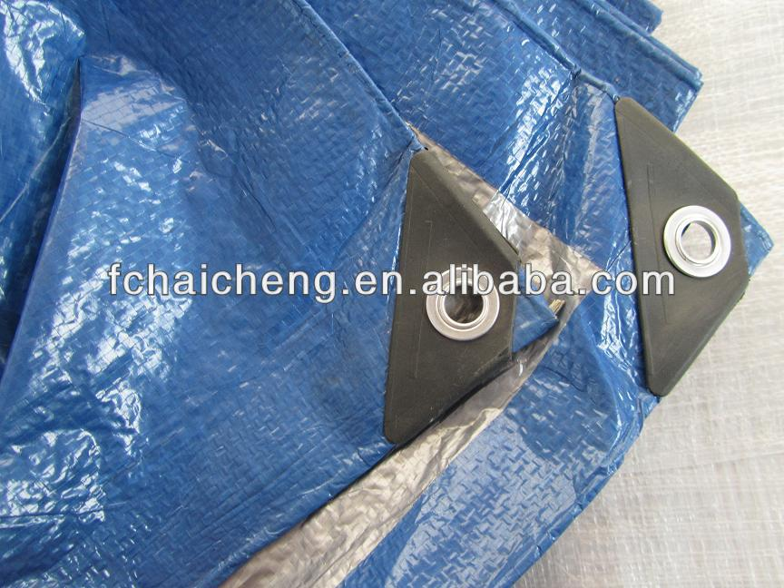 high quality tarpaulin sheet,finished tarpaulin with eyelets and reinforced rope