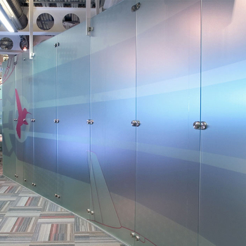 Cheap Glass Bathroom Partition Price Of Aluminium Partition - Bathroom glass partition price