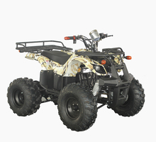 New 60v 1500w shaft drive electric atv with lithium battery