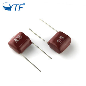 Quality Assurance 225j 250v X2 Metallized Polypropylene Film Capacitor With Long-term Service