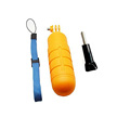 Non slip floaty gopro Handheld Floaty Bobber with Strap And Screw bobber gopro For Gopro Hero4