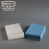 Custom Branded Polyester Cellulose Spunlace Non-Woven Fabric Oil Absorbent Dry Cleaning Wipes