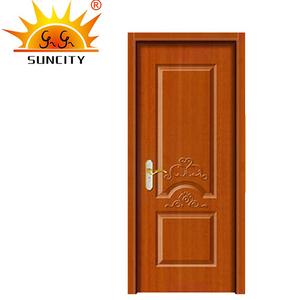 Wooden Door Manufacturers Italian Style Modern Teak Wood Door Sc W125