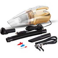Factory price top brand vacuum cleaners, cheap car vacuum cleaner with LED light, wireless handheld vacuum