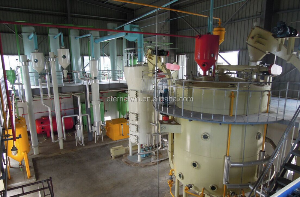 High Efficiency Oil Mill Machinery Manufacturers