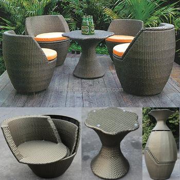 Resin Wicker Patio Garden Furniture