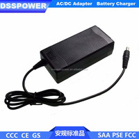 12v 4a ac/dc power adapter for car refrigerator with cigarette connector ce fcc ul cul rosh gs saa