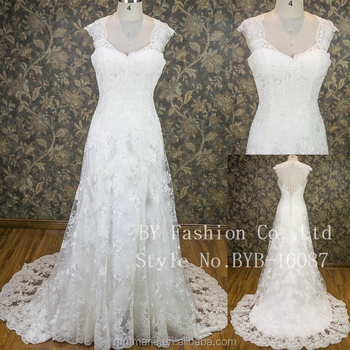 Desain Untuk Mulia Gaun Pesta Mewah Gaun Pengantin Renda Gaun