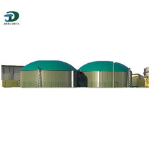 New Design Slaughter Waste Biogas Plant Machinery, Anaerobic Biogas Reactor, Large Scale Biogas Project