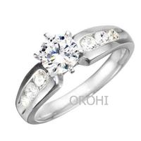 HG610-W-Vintage Unique Jewelry Ring Silver Plate Gold Engagement Wedding Ring Wholesale