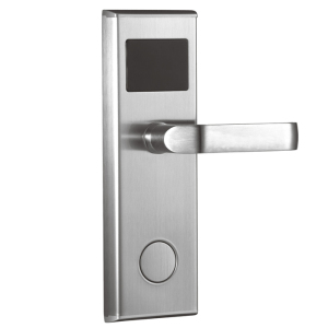 T57 card Silver keyless rfid door hotel lock