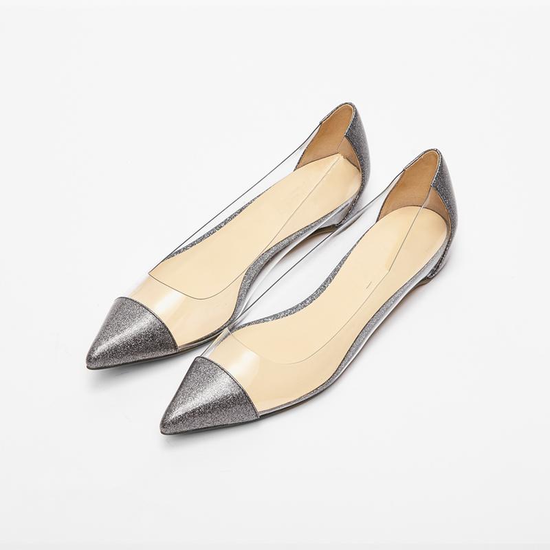8ff814291d14 China Lady Flat Closed Shoes