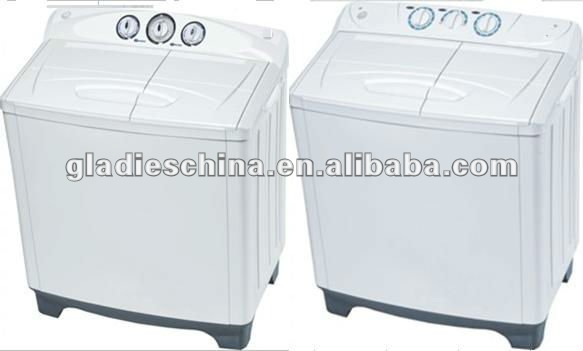 8.5KG Semi-auto Twin Tub Washing Machine