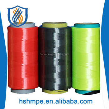twist color 50D/18F uhmwpe fiber