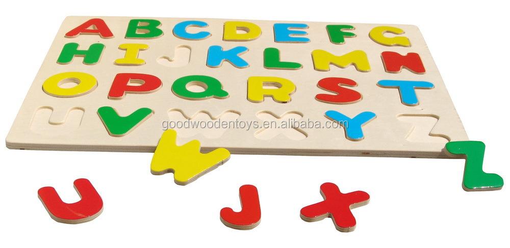 Inteligente Juegos Alfabeto Pano Del Bebe Almohada Del Bebe