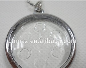 Body health care scalar energy pendant with ions in factory price