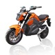 Mini racing electric motorcycle model M8 with high speed