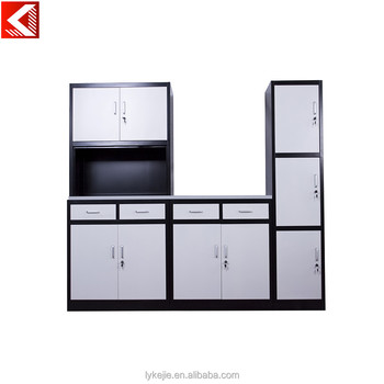 Office School Supplies Modular Kitchen Corner Wall Cabinets With