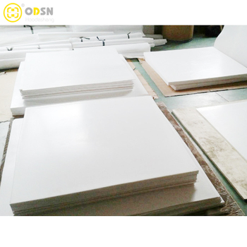 Competitive price virgin ptfe/pvc hollow product card Self extinguishing lamination sheet