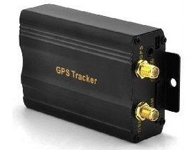 Vehicle Car GPS Tracker TK103A Real-time tracking  Google Map Link Free shipping