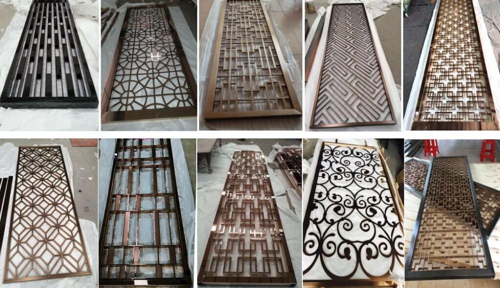 Interior Door Screen Malaysia Stainless Steel Room Divider