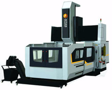 GMC 2012 CNC Gantry Milling Machine Fixed Double Column Type Vertical Machining Center