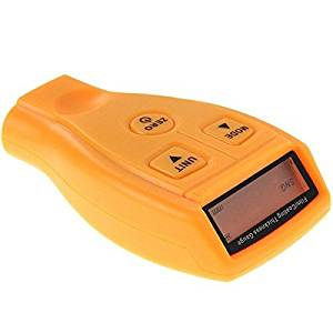 GM200 Digital 0-1.8mm/0.01mm LCD Coating Thickness Gauge Car Painting Thickness Tester Paint Thickness Meter Car Diagnostic Tool / . : . GM200 Digital 0-1.8mm/0.01mm LCD Coating Thickness Gauge