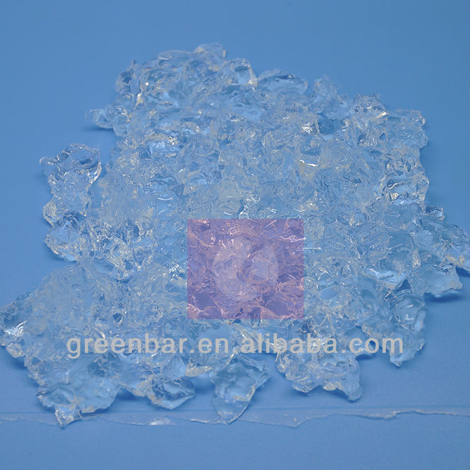 water polymer crystals