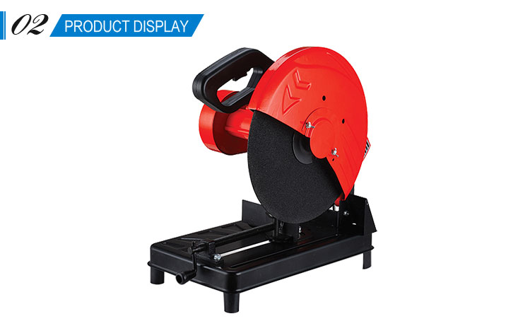 Ouderli Top Quality 2000w 355mm cut-off saw Type and Electricity Power Source electronic cutting saw