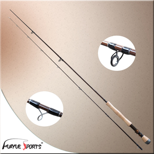 IM7 carbon material cork handle fly fishing nymph rod for sale