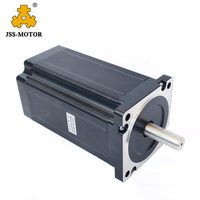 Dual shaft stepper motor nema 34 12N.m high torque stepping motor
