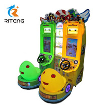 wholesale arcade games racing simulator kids electric car for sale