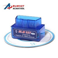 Super Wireless Mini Elm 327 V1.5/2.1 Bluetooth Diagnostic Car Auto Scanner Works with all OBD 2 vehicles/cars