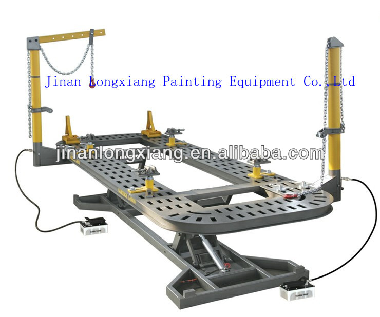 Car Chassis Straightening Bench For Sale - Buy Frame Machine,Auto ...
