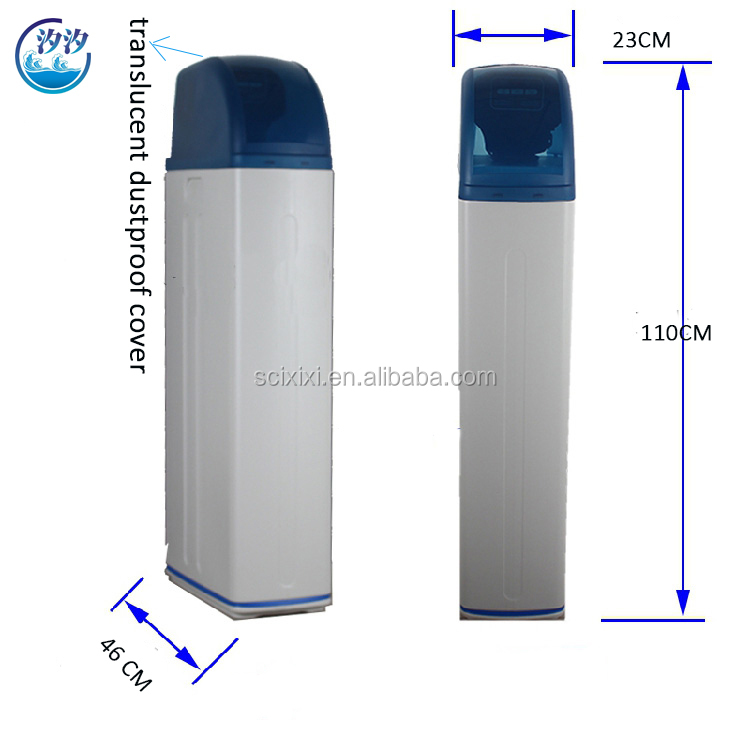 Wholesale small residential water softener for shower