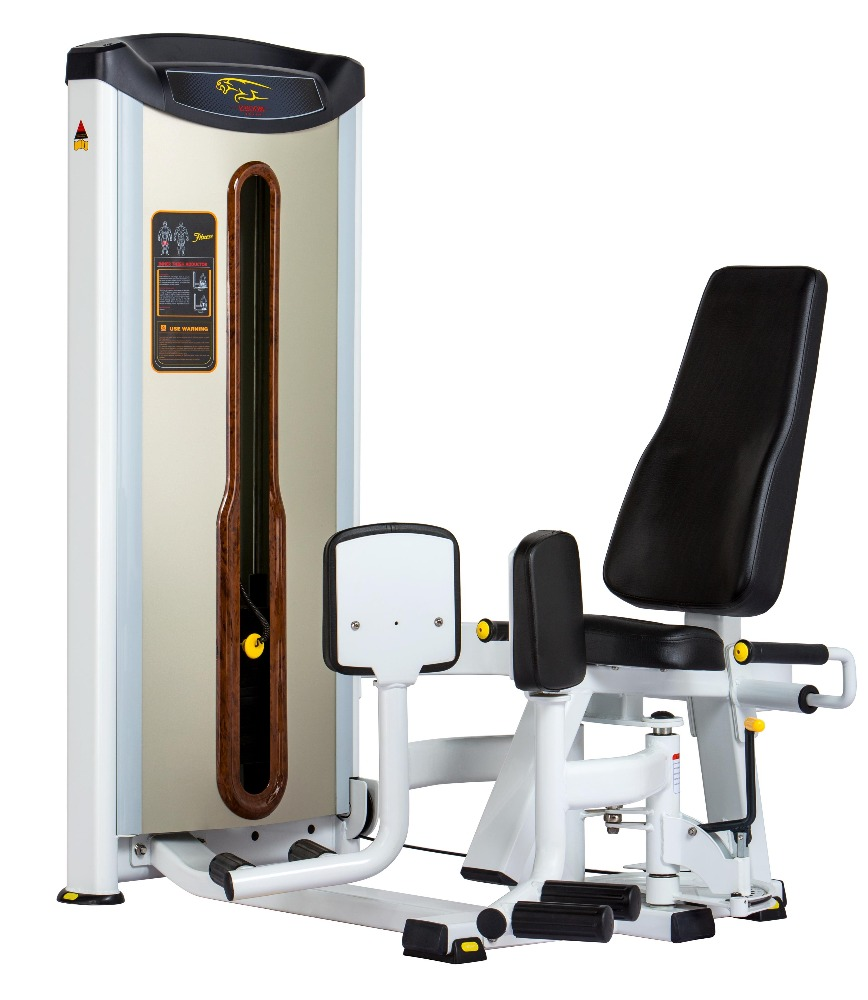 Inner Thigh Adductor Machine with LCD counter and full shroud 2016