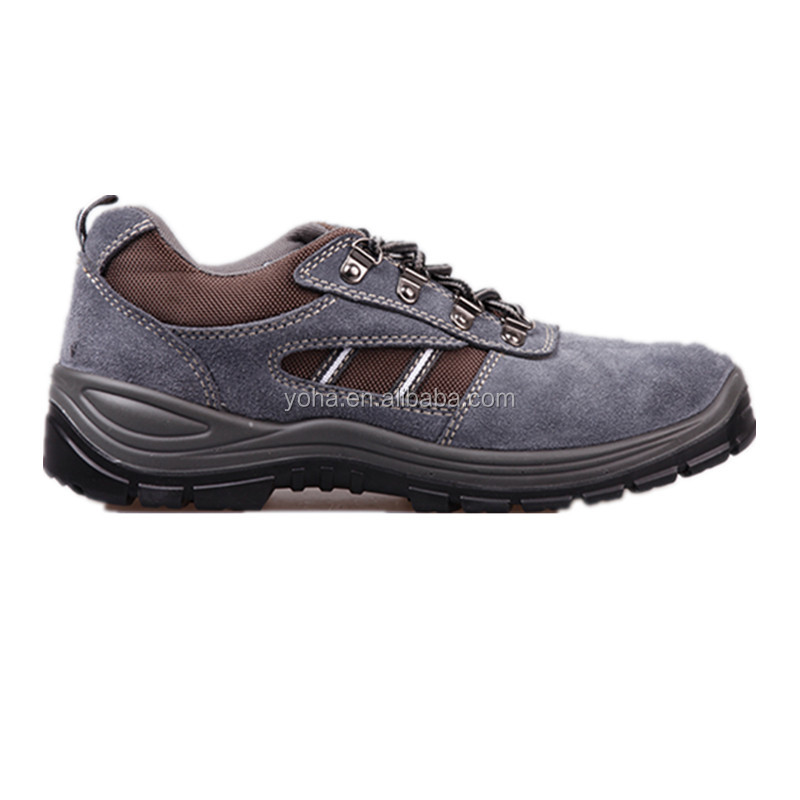 Heavy Work Boots Safety Steel Toe Shoes with Safety Shoes