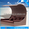 Outdoor lounge chair antique canopy bed rattan daybed