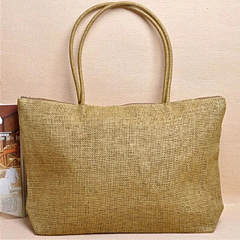 big women messenger summer straw bag hand beach tote bags handbag famous brand bolsos bolsas sac. Black Bedroom Furniture Sets. Home Design Ideas